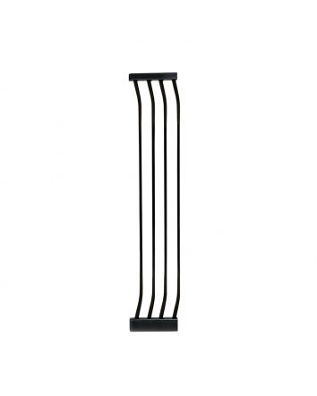 """Chelsea Xtra-Tall 10.5"""" Gate Extension - Black"""