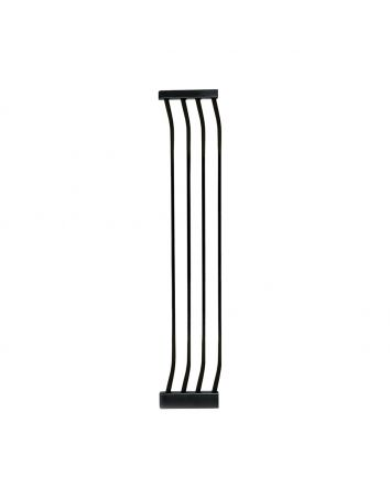 """ZOE 10.5"""" EXTRA-TALL GATE EXTENSION - BLACK"""