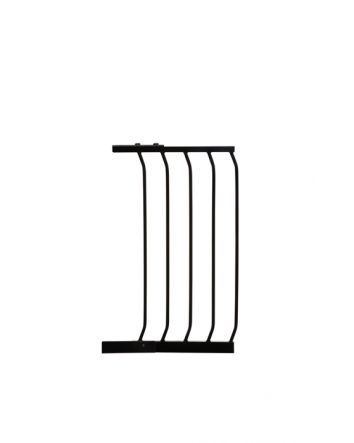 "CHELSEA (14"") 36CM GATE EXTENSION STANDARD - BLACK"