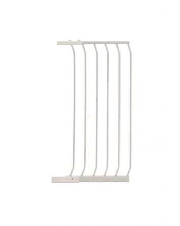 """CHELSEA TALL 45CM (17.5"""") GATE EXTENSION - WHITE"""
