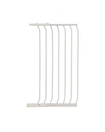 """CHELSEA TALL 54CM (21"""") GATE EXTENSION  - WHITE"""