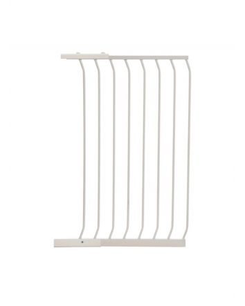 """CHELSEA TALL 63CM (24.5"""") GATE EXTENSION  - WHITE"""