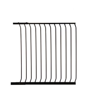 """Chelsea 39"""" Tall Gate Extension - Black"""