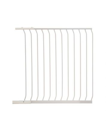 """CHELSEA TALL 100CM (39"""") GATE EXTENSION  - WHITE"""