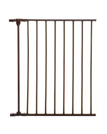 Extension Panel for Mayfair Converta and Newport Adapta Gates  - Brown