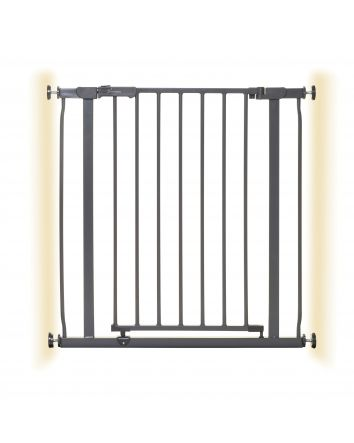 Ava Security Gate - Charcoal