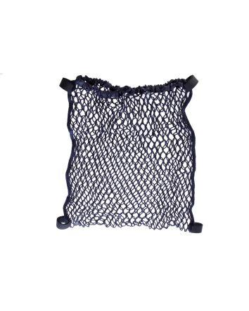 Strollerbuddy® Stroller Net Bag - Navy Blue Mesh
