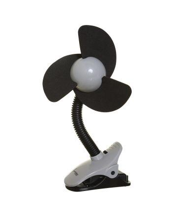 EZY-Fit Clip-On Fan, White