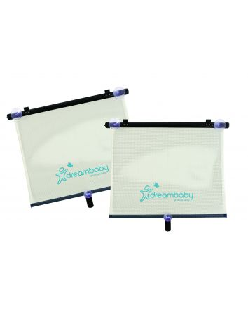 EXTRA WIDE CAR WINDOW SHADE 2-PACK