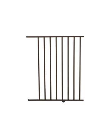 "BRIGHTON 22"" GATE EXTENSION - BROWN"