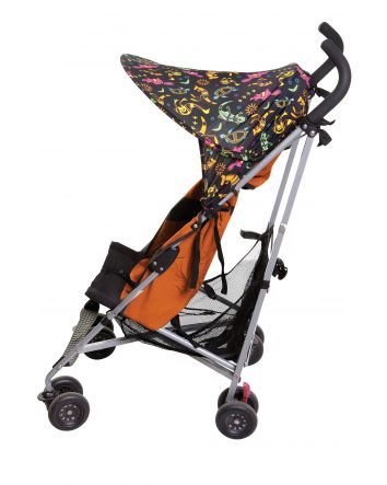 Strollerbuddy® Stroller Extenda-Shade® - Animal Pattern