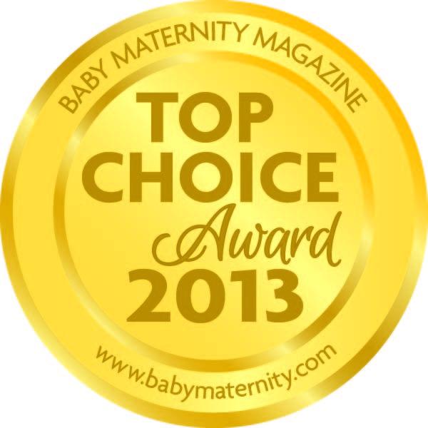Baby Maternity Magazine Award 2013 - Top Choice